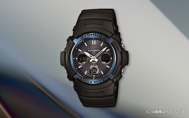 G-Shock(AWG-M100A-1AJF)